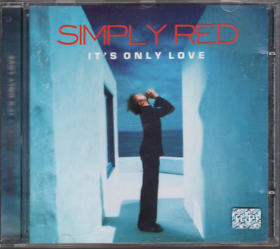 SIMPLY RED - It's only love. Best love songs (2000) CD
