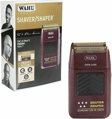 Wahl Professional 5-Star Series Rechargeable Shaver/Shaper Cord / Cordless 8061
