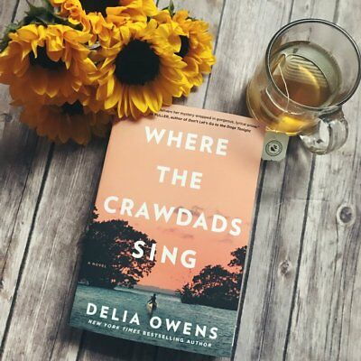 Where the Crawdads Sing_Hardcover_Freeship_by Delia Owens (2018)