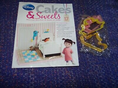 Eaglemoss Disney Cakes & Sweets Magazine #17 *Magazine Only*