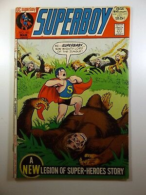 """Superboy #183 """"Karkan The Mighty Lord of the Jungle!"""" VG+ Condition!! Nice Book"""