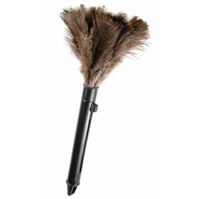 Ettore 31034 Retractable Ostrich Feather Duster 11 in.