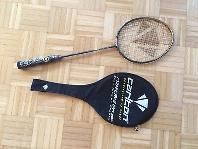 Carlton Badmintonschlaeger  Powerflow TT 900