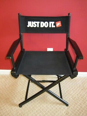 Nike Just Do It Vintage Director's Chair