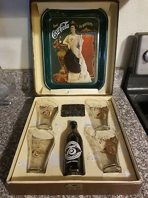 Coca Cola 75th Anniversary Box Set Mid America Kansas City Mo