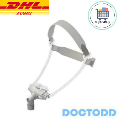 DOCTODD WNP Nasal Pillows Mask For CPAP Auto CPAP BiPAP Ventilator Sleep 3 Sizes