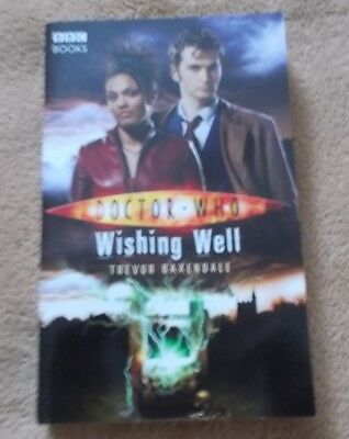 Doctor Who Paperback Book - Wishing Well - Trevor Baxendale - New
