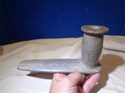 Old Native American Carved Stone Pipe **peace Pipe**