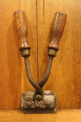 Sheep Shears Vintage Paris France Farm Tool Antique Old Military Horse Cattle