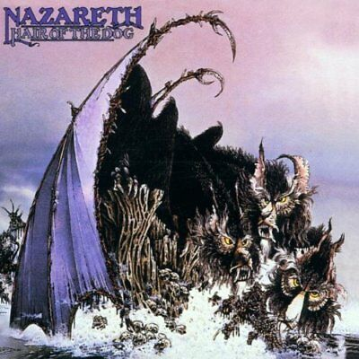 Nazareth - Hair of the Dog - Nazareth CD XYVG The Fast Free Shipping