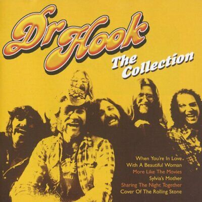 Dr Hook - The Collection -  CD NMVG The Fast Free Shipping