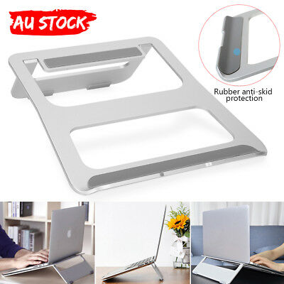 Laptop Stand for 12-17 MacBook Pro&Air 13 15 Adjustable Cooling Pad Desk Holder