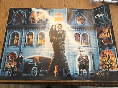 Addams Family Pinball Trans Light