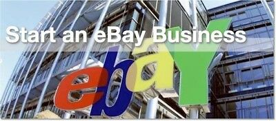 START YOUR OWN BUSINESS on EBAY with top UK Suppliers, will help you from Day 1
