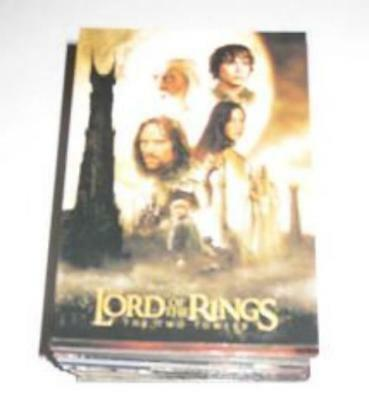 Lord of the Rings Two Towers Update Trading Card Set