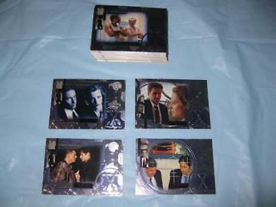 X-Files Connections Trading Card Set
