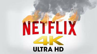 Netflix 6 Month Subscription & Warranty: 4K UltraHD w/ 4 Screens (FULLY PRIVATE)