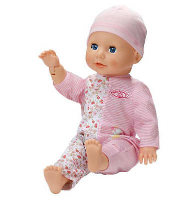 Orig. Zapf  >>> Baby Annabell lernt Laufen Puppe / learns to walk <<< 42 cm