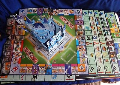 MONOPOLY - Spare or Replacement Boards , FREE P&P , NEW STOCK & EDITIONS