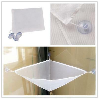 Baby Bath Toys Hanging Mesh Storage Bag Suction Bathroom Organizer Net SALE C