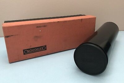Vintage Novoflex 640mm Lens N-640 in Original Box