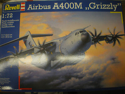 REVELL 4800 1/72 Airbus A400M GRIZZLY