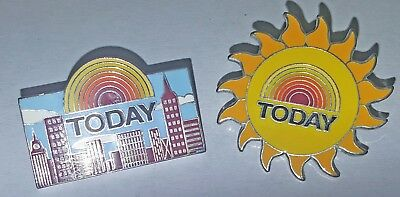 NBC TV Today Show Pins