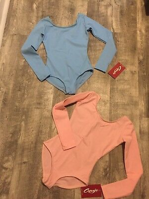 Capezio Ballet / Dance Leotard - NEW - child size intermediate 6x/7