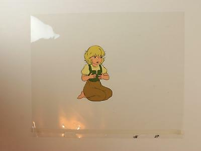 LOT of TWENTY 1982 HEIDI'S SONG ANIMATION PRODUCTION CELS and ART~