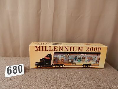 Millenium 2000 Tractor-Trailer by The American Commemorative Society # 680