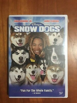 Snow Dogs New/ Sealed DVD Disney