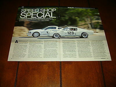 2007 Shelby Gt     ***original 2011 Article***