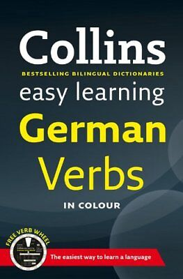 Easy Learning German Verbs (Collins Easy Learning German),Collins Dictionaries