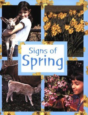 Signs of the Seasons: Spring,Paul Humphrey- 9780749669546