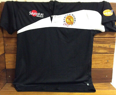 Exeter Chiefs Rugby Shirt - L (Rowcroft Hospice)