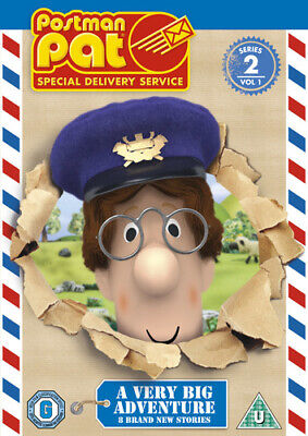 Postman Pat - Special Delivery Service: Series 2 - Volume 1 DVD (2013) Jackie