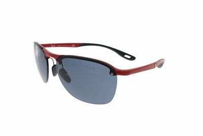 77cdb6e00e RAY-BAN SCUDERIA FERRARI COLLECTION Red Black   Grey RB4302M F62387 62