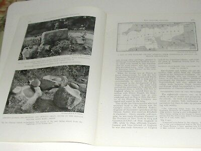 1920 CHANNEL ISLANDS magazine article, history, modern day UK/France