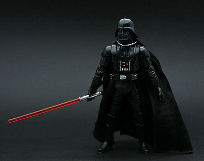 "Star Wars Darth Vader Auction 3.75"" FIGURE Child Boy Toy Collection Xmas ZX400"