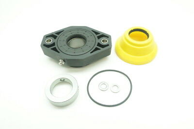 New System Plast Bearing Line 2-bolt Flange Bearing 40mm