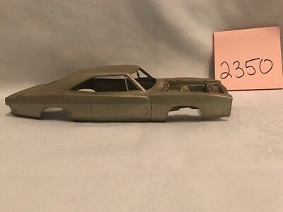 Dodge Charger Model Car Body! 1969? 1970? Super Bird? #2350
