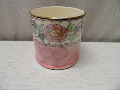 Vintage Maling Peony Rose Cup/ Small Bowl
