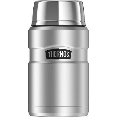 Thermos 24 oz. Stainless King Vacuum Insulated Stainless Steel Food Jar - Silver