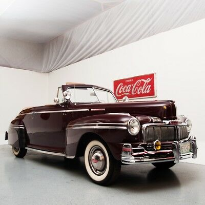 1947 Other Makes Eight Club Convertible Convertible 1947 Mercury Eight Club Convertible