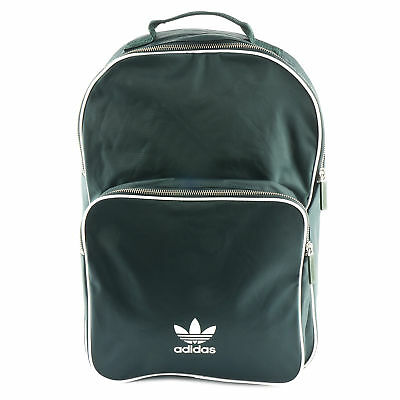 84732c3d7fe ADIDAS ORIGINALS ADICOLOR BACKPACK RUCKSACK BAG BLACK BACK TO SCHOOL ...