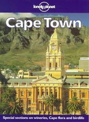 Lonely Planet : Cape Town By Jon Murray
