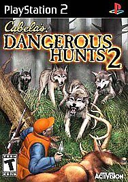Cabela's Dangerous Hunts 2 (Sony PlayStation 2, 2005)