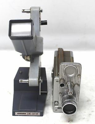 Vintage GB BELL AND HOWELL 16mm Auto Load Cine Camera Movie Camera - A33