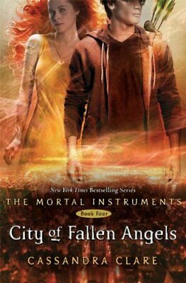 The Mortal Instruments 4: City of Fallen Angels By Cassandra Cl .9781406328677