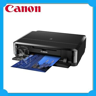 Canon IP7260 Wireless Photo Printer+Duplex+CD/DVD Disc Printing (NO STARTER INK)